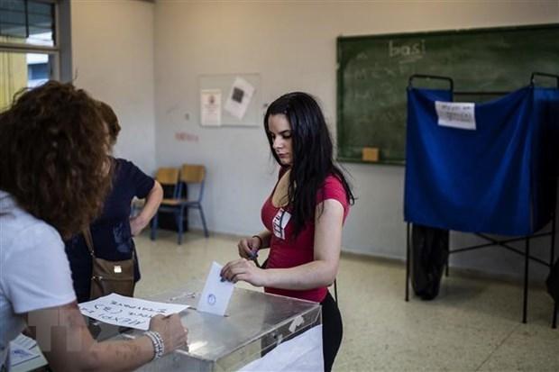 Kết quả bầu cử Quốc hội Hy Lạp: Phe đối lập giành chiến thắng