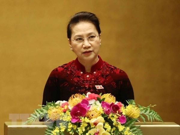 Chủ tịch Quốc hội Nguyễn Thị Kim Ngân lên đường thăm Hàn Quốc