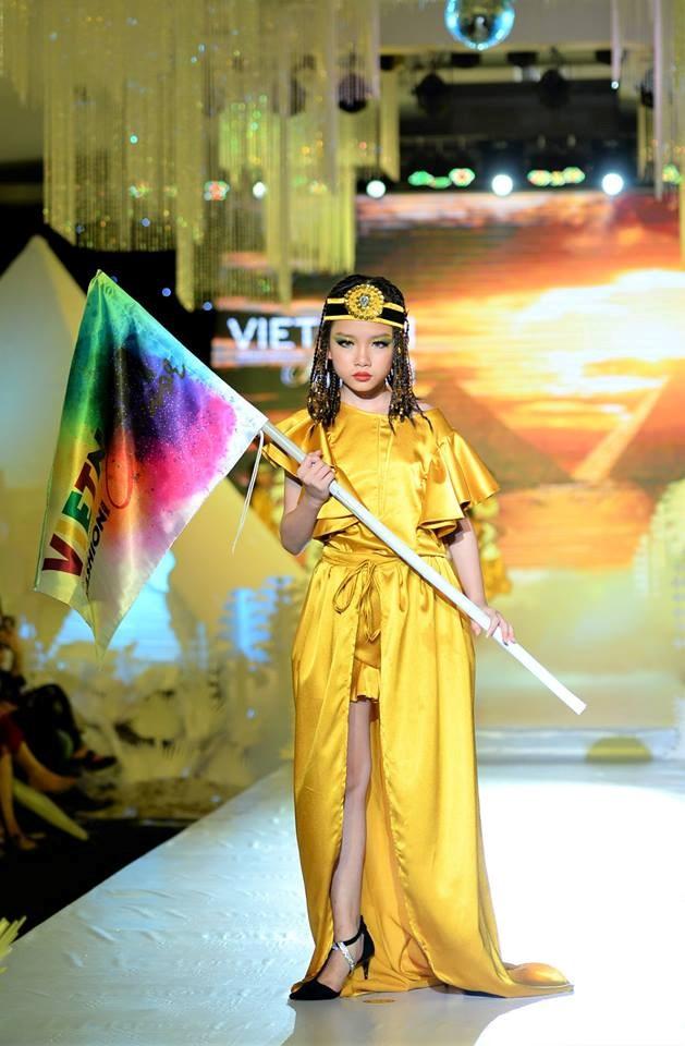 Tuần lễ thời trang trẻ em Quốc tế Việt Nam 2019 - 1