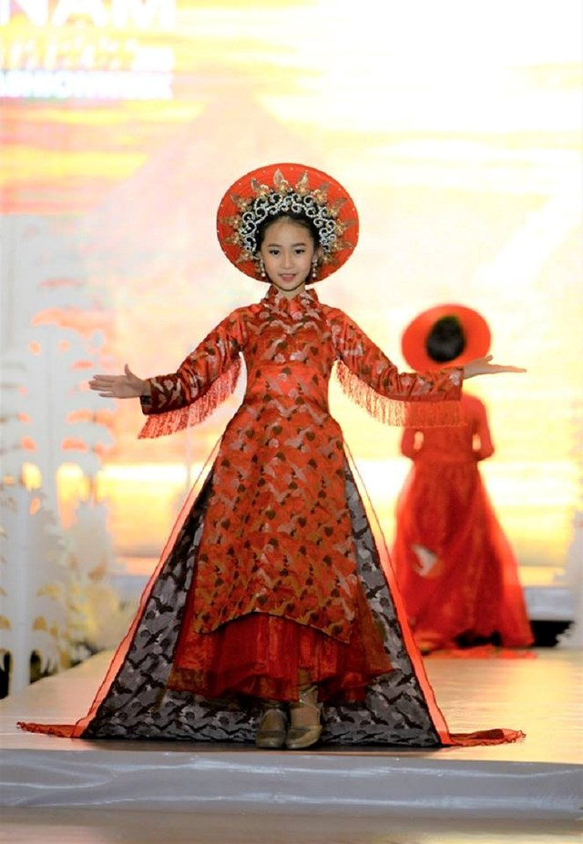 Tuần lễ thời trang trẻ em Quốc tế Việt Nam 2019