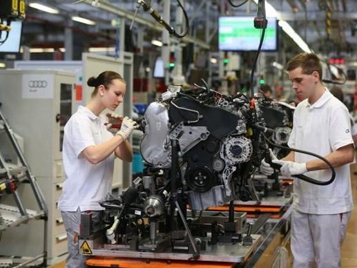 Tỷ lệ thất nghiệp của Đức giảm mạnh