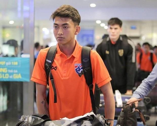 U23 Thái Lan đặt chân đến Hà Nội, sẵn sàng gây khó cho Việt Nam