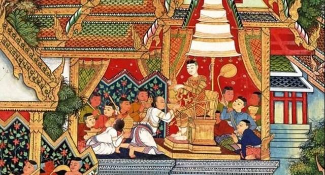 5 bảo vật Vua Thái Lan được trao trong lễ đăng quang - 1