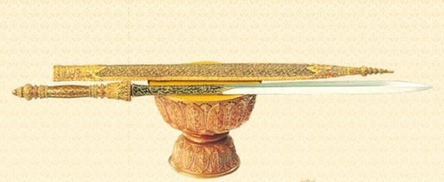 5 bảo vật Vua Thái Lan được trao trong lễ đăng quang - 3