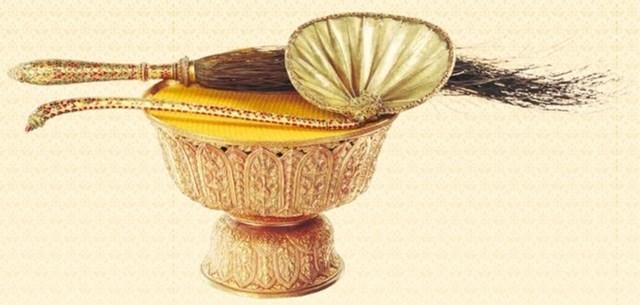 5 bảo vật Vua Thái Lan được trao trong lễ đăng quang - 6
