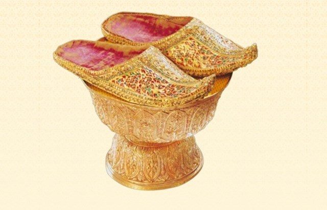 5 bảo vật Vua Thái Lan được trao trong lễ đăng quang - 7