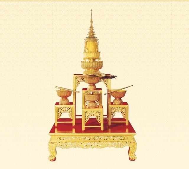 5 bảo vật Vua Thái Lan được trao trong lễ đăng quang - 8