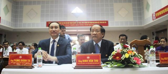 Ông Võ Xuân Ca tái đắc cử Chủ tịch MTTQ tỉnh Quảng Nam