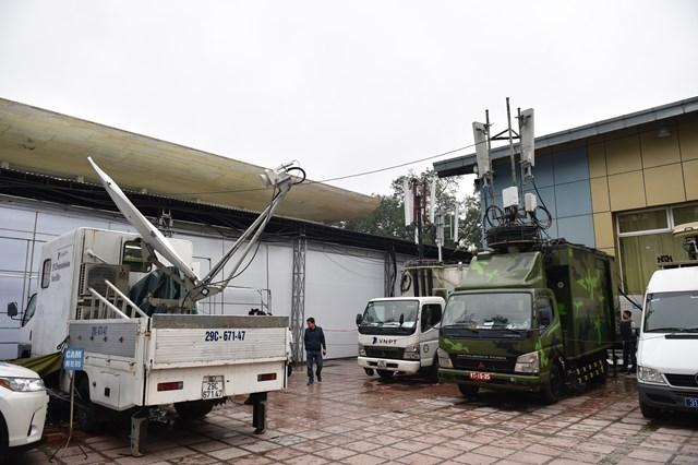 Khai trương Trung tâm báo chí Hội nghị thượng đỉnh Mỹ - Triều - 2