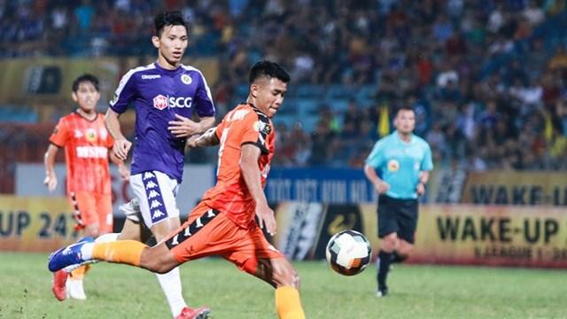 HLV Lê Huỳnh Đức, Đức Chinh, người thi đấu