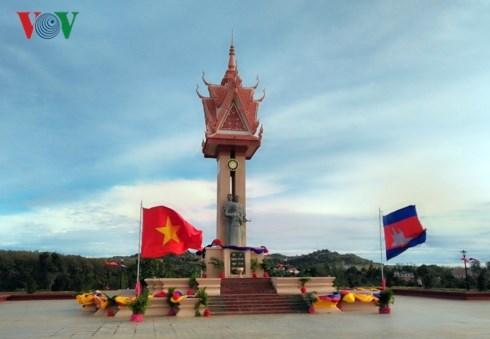 Khánh thành Tượng đài Hữu nghị Việt Nam - Campuchia - 2