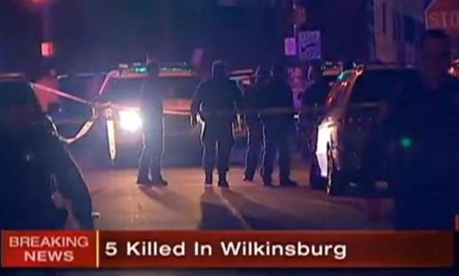 Xả súng kinh hoàng tại tiệc đêm ở Mỹ, 5 người chết