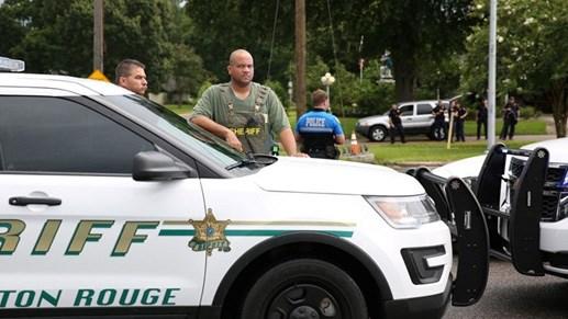 Xả súng ở Mỹ, ba cảnh sát bị bắn chết