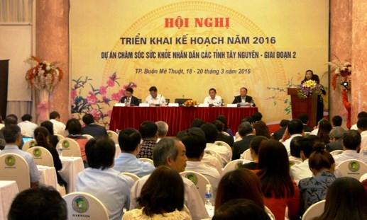 Xây dựng, nâng cấp 54 Trạm Y tế xã của 5 tỉnh Tây Nguyên - 1