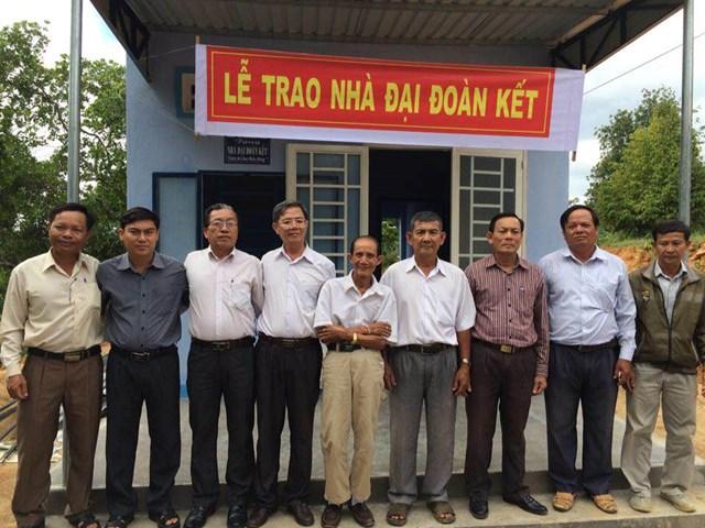 Bình Thuận: Mặt trận các cấp hướng về cơ sở
