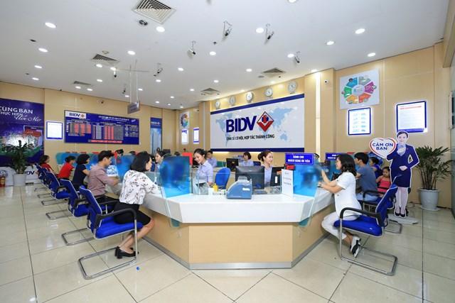 Ngân hàng BIDVtuyển dụng gần 1.000 người năm 2019