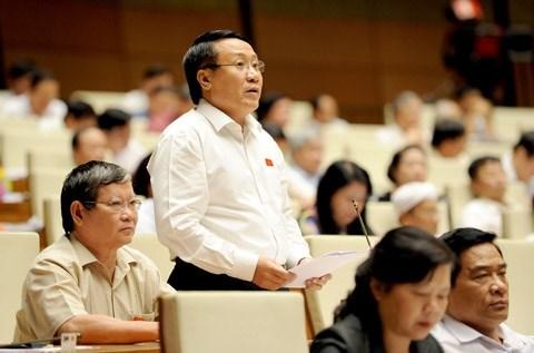 Quốc hội thảo luận tại tổ Bộ luật Dân sự sửa đổi: Bảo đảm sự công bằng cho công dân