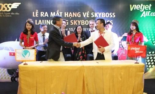 Vietjet ra mắt hạng vé SkyBoss & cơ hội du lịch châu Âu miễn phí - 1