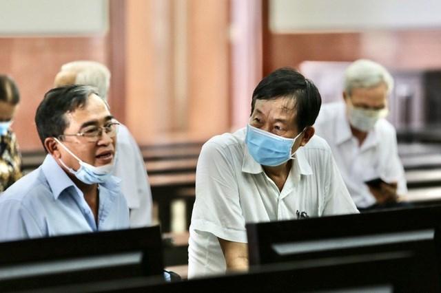 Nguyên Giám đốc Sở Địa chính tỉnh Bình Dương lãnh án12 năm tù - 1