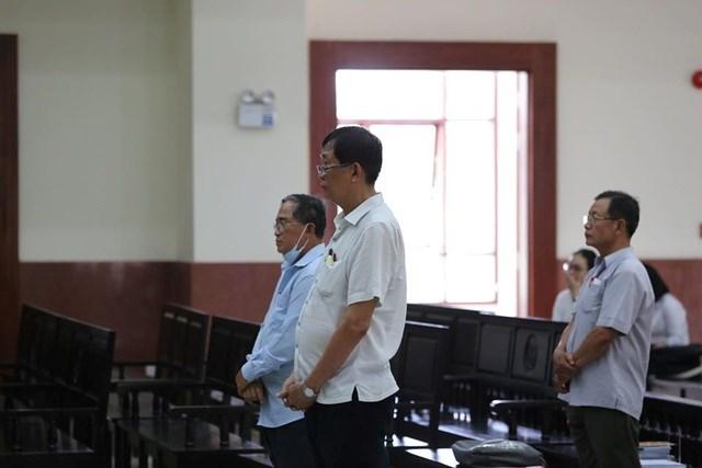Nguyên Giám đốc Sở Địa chính tỉnh Bình Dương lãnh án12 năm tù
