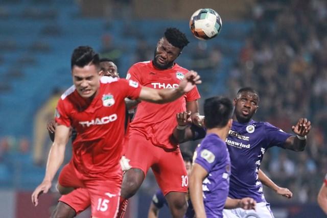 [ẢNH] Mãn nhãn với trận cầu tâm điểm Hà Nội FC – Hoàng Anh Gia Lai - 10