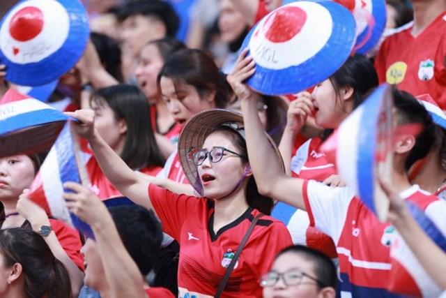 [ẢNH] Mãn nhãn với trận cầu tâm điểm Hà Nội FC – Hoàng Anh Gia Lai - 12