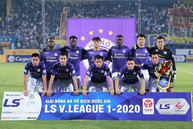 [ẢNH] Mãn nhãn với trận cầu tâm điểm Hà Nội FC – Hoàng Anh Gia Lai - 6