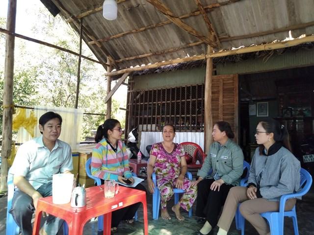Giám sát việc thực hiện chính sách hỗ trợ người dân gặp khó khăn do dịch Covid-19