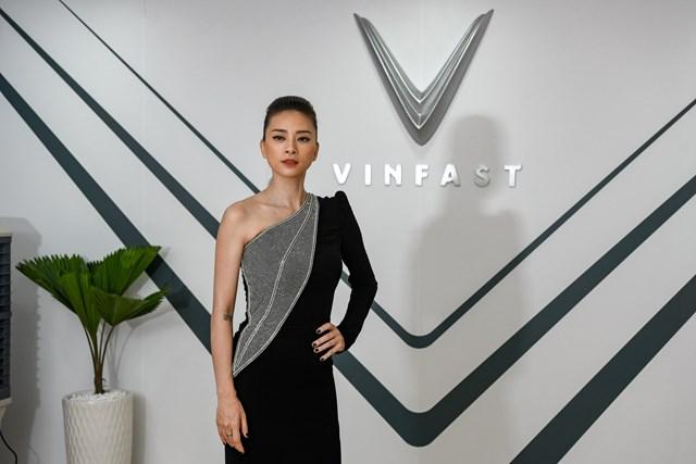 Ngô Thanh Vân: 'VinFast và Vân sinh ra để dành cho nhau' - 3