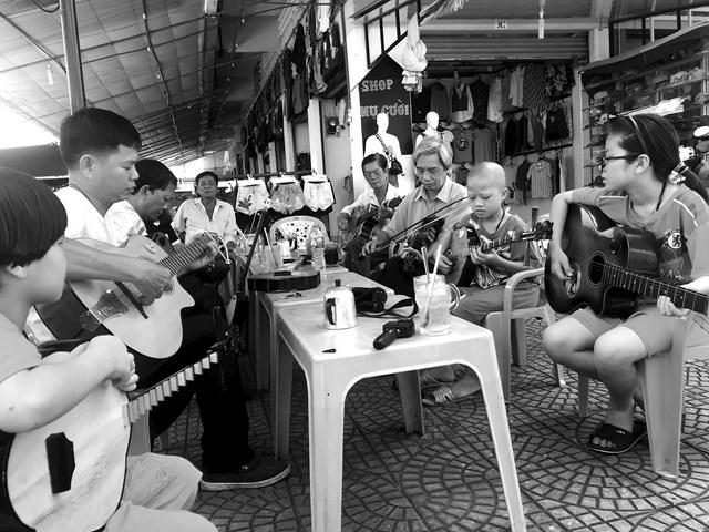 Ban nhạc nhí cù lao - 1