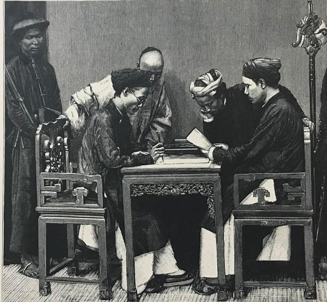Nguồn sử liệu quý từ chuyến du ký sống động