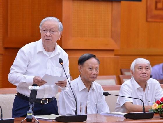 TP Hồ Chí Minh: Góp ý văn kiện Đại hội XIII của Đảng