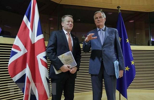 Thỏa thuận Anh và EU lại gặp khó
