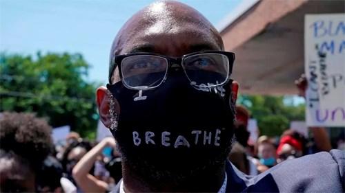 Cái chết của một người da đen và biểu tình ở nước Mỹ - 1