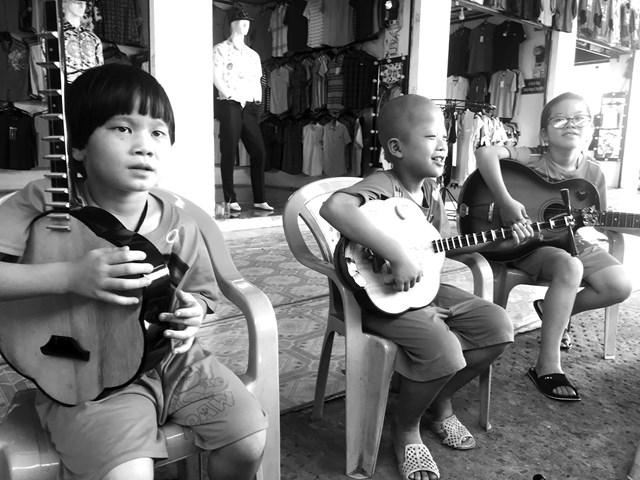 Ban nhạc nhí cù lao