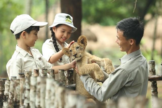 Vinpearl Safari điểm đến của bảo tồn và phúc trạng động vật lớn nhất Đông Nam Á 2019 - 1