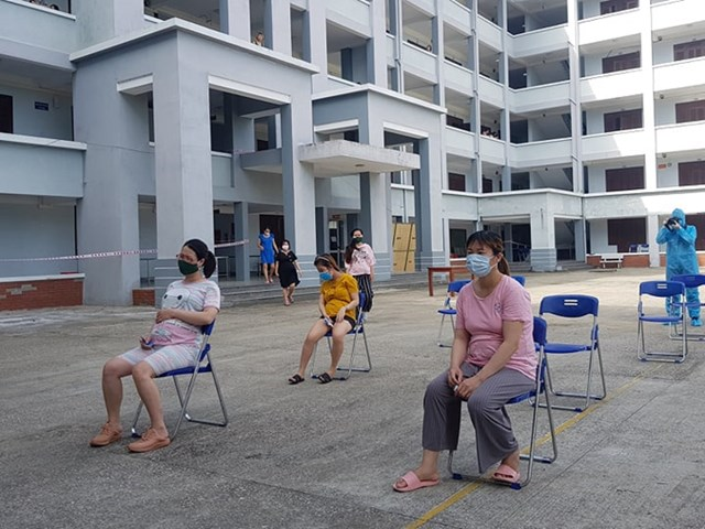 343 người từ Đài Loan về đều âm tính lần 1 với SARS- CoV-2 - 1