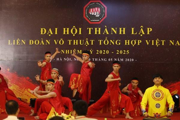 Thành lập Liên đoàn Võ thuật tổng hợp: Sự kiện lịch sử của MMA Việt Nam - 1