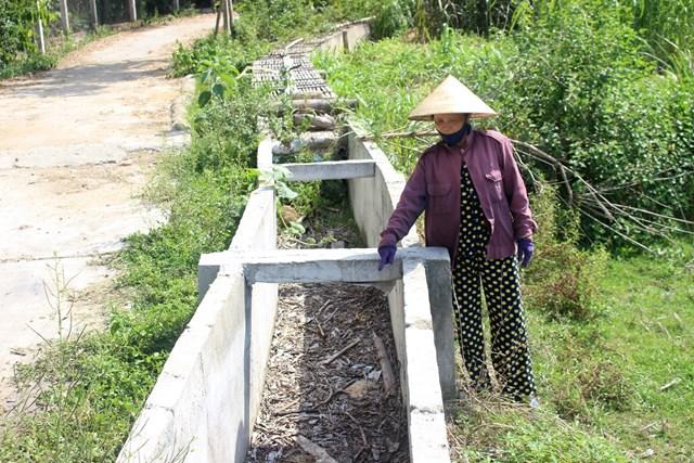 Quảng Nam: Công trình thủy lợi tiền tỷ dở dang