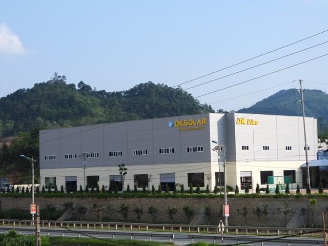 Lạng Sơn: Nhà máy lắp ráp xe điện xây 'chui' trên đất ở