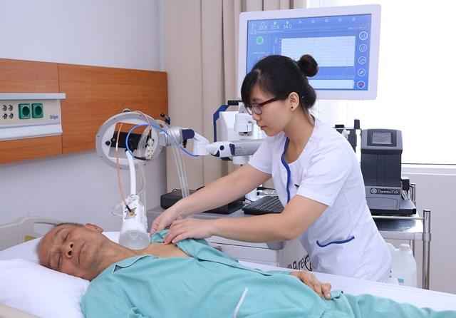 Điều trị ung thư di căn: Tăng hiệu quả khi kết hợp nhiệt trị - 1