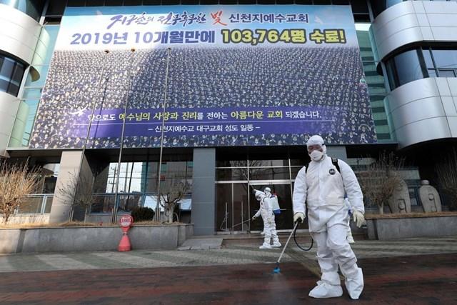 Hàn Quốc phát hiện ổ dịch mới giữa lúc học sinh trở lại trường học