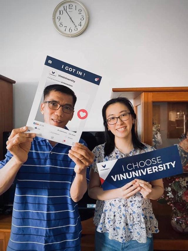Nữ sinh Nhật Bản giành học bổng toàn phần với mục tiêu 'phải đến VinUni học ngành Y' - 2