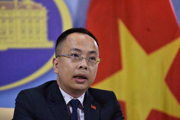 Mọi hoạt động ở Hoàng Sa, Trường Sa phải được sự cho phép của Việt Nam