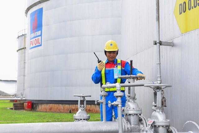Tháng 8, PVN hoàn thành vượt mức các chỉ tiêu sản xuất, kinh doanh - 1