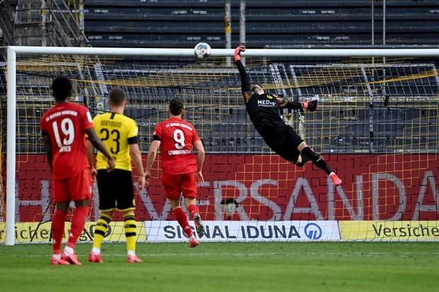 Kimmich lập siêu phẩm, Bayern hạ Dortmund ngay tại Signal-Iduna Park - 1