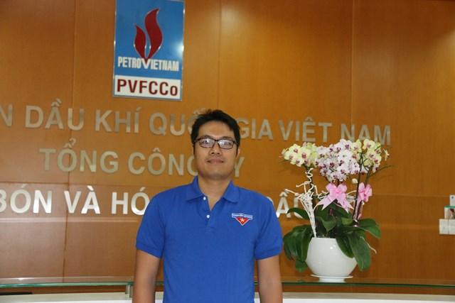 Những người thợ trẻ giỏi của PVFCCo - 2