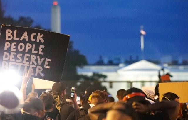 Mỹ: Biểu tình đã dịu hơn