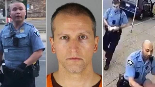 Mỹ bắt giữ 3 sĩ quan dính líu tới vụ sát hại George Floyd