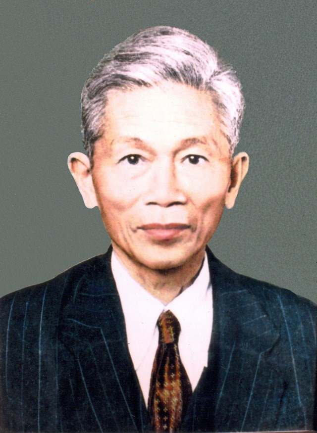 Học giả Nguyễn Đổng Chi: Còn là tinh anh